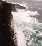 cliffs2  Inishmaan - couleur